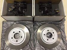 Shelby Mustang 07-12 GT500 Back Brake Caliper/Rotor Set