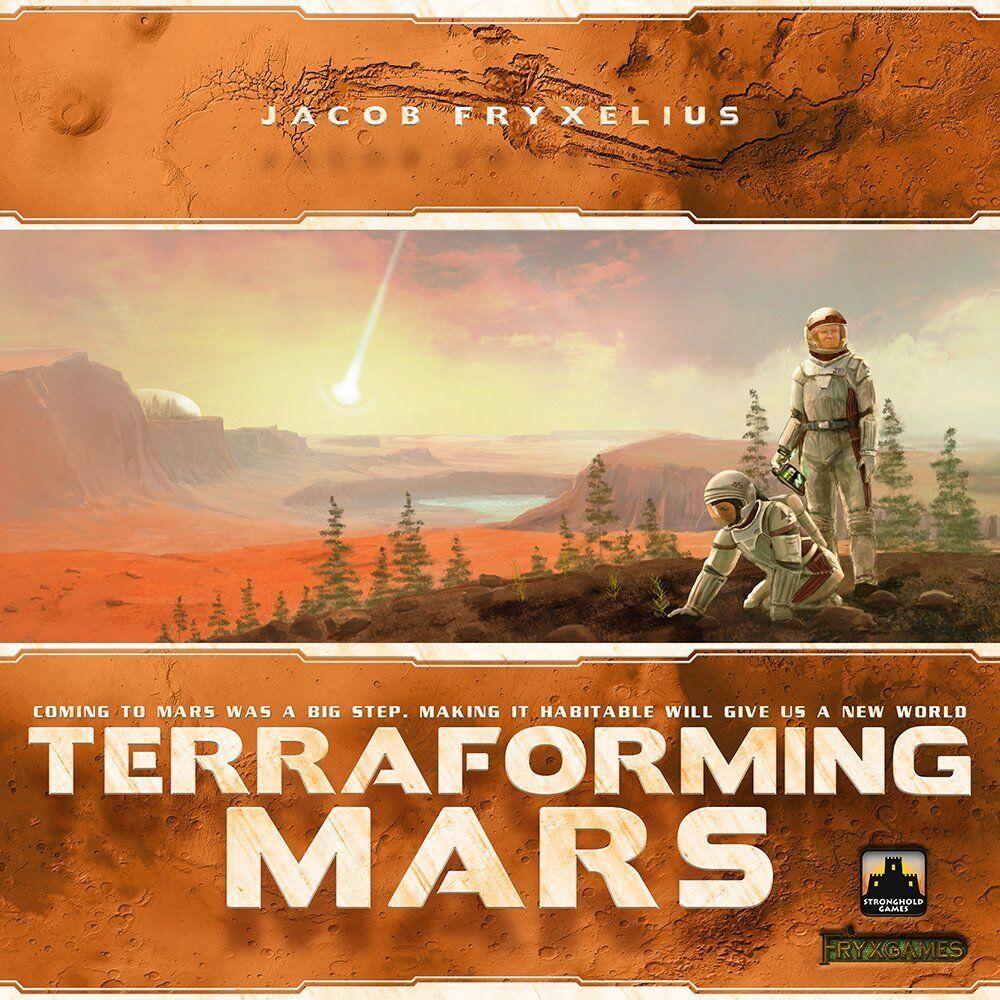 GDT - Terraforming Mars Mars Mars - Gioco Base - Ghenos Games - ITALIANO  NSF3 2427c7