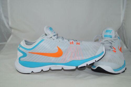 Nike Flex Supreme tr4 UE 38 - 37,5 us 7 azul pálido running zapatillas deportivas