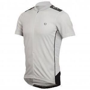 Pearl Izumi QUEST Mens Short Sleeve Cycling Jersey 11121407 White ... 37f5b4ce7