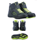 FLY RACING M21 Street Motorcycle Riding Shoes Black Hi-Vis Leather Choose Size