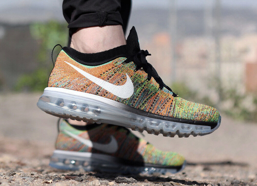 2015 NIKE FLYKNIT 620469-004 MAX MULTICOLOR US 7,5 10 11 12 air 620469-004 FLYKNIT ld-zero 2017 htm 1f8e56