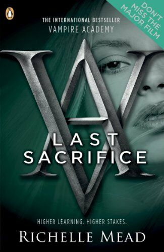 1 of 1 - Vampire Academy: Last Sacrifice (book 6) by Mead, Richelle 0141331887 The Cheap