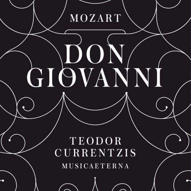 DON GIOVANNI (W.A. MOZART) 3 CD NEW!