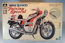 Aoshima 1/12 Bausatz Kit Yamaha XJ400 Fairing Special Motorrad in OVP #2142