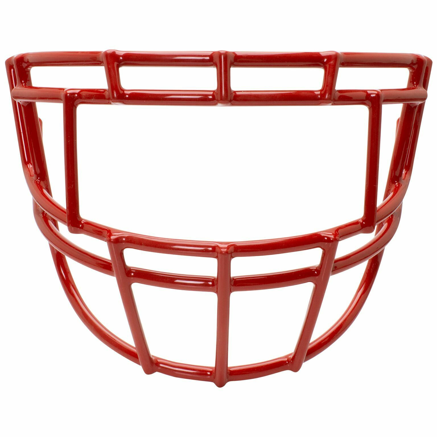 Schutt Vengeance V-EGOP-II-TRAD-NB Adult Football Helmet Facemask SCARLET RED