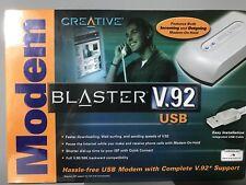 CREATIVE Modem V.92 USB Driver Download (2019)