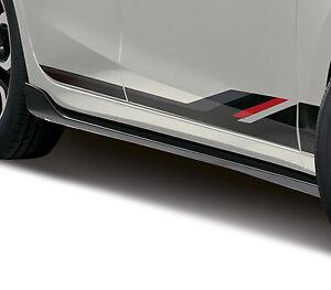 Genuine-Mazda-2-2014-on-Side-Airdam-Skirt-QDJE51P10APZ