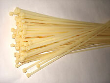 cable wire zip tie strap nylon belts white 45 cm long(18 INCH)X100 PCS
