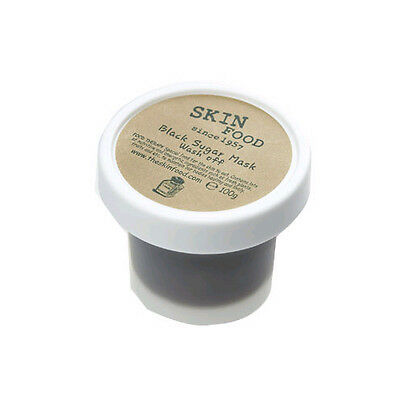 SKINFOOD Black Sugar Mask  100g  -Korea Cosmetics