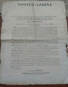 1831-FINE-DEI-MOTI-DELLE-ROMAGNE-IL-CARDINAL-OPPIZZONI-TORNA-A-BOLOGNA-RARITA-039