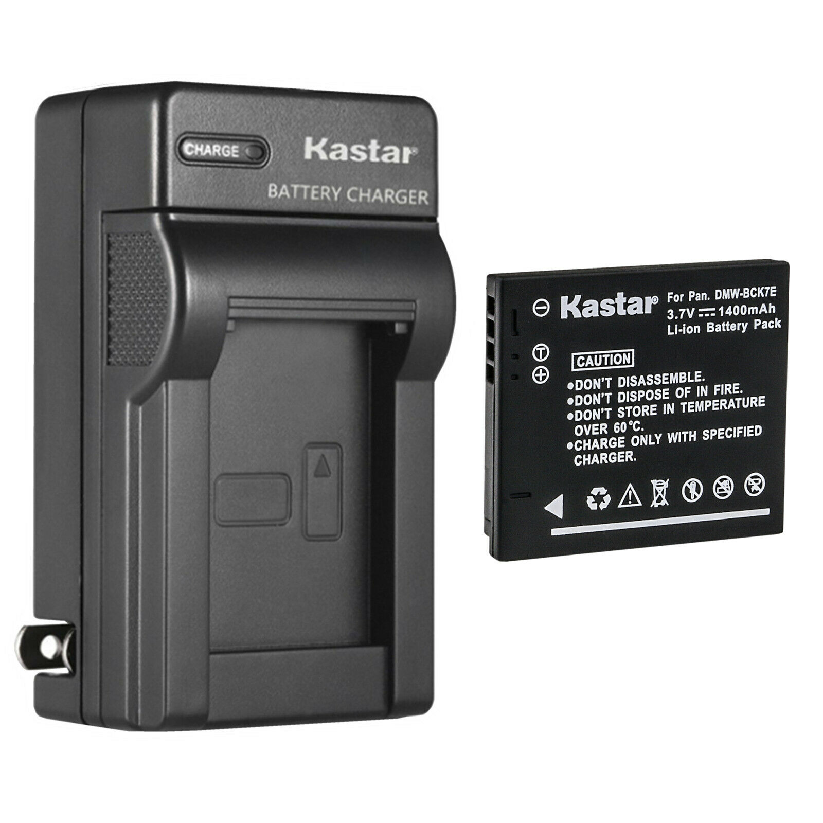 HM-TA20 HX-WA10 Camcorder and Charger for Panasonic HM-TA2 Battery 2-Pack