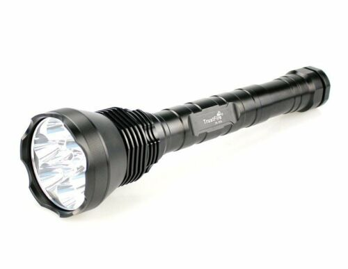 Original Trustfire AK-47 9 x Cree XM-L2 11000 Lumens 5-Mode LED Flashlight Torch