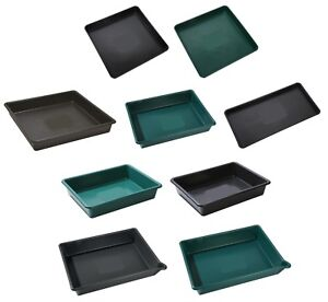 Heavy-Duty-Square-Rectangle-Plastic-Tray-Cement-Mixing-Tuff-Spot-Garden-Grow-Bag