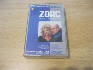 MC-ZORC-Der-Mann-ohne-Grenzen-Bohlen-Loewitsch-Musikkassette-Tape-HANSA