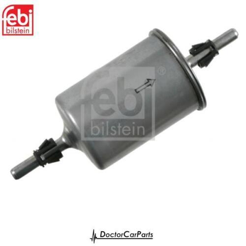 Filtre carburant pour vauxhall corsa 1.4 00-06 Z14XE Z14XEP c essence febi