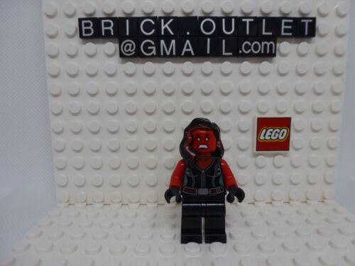 Red She-Hulk sh372 Lego Minifig