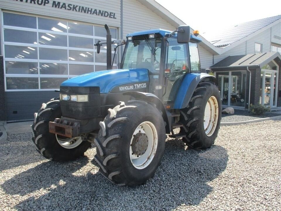 New Holland, M 135 (TM135), timer 14632