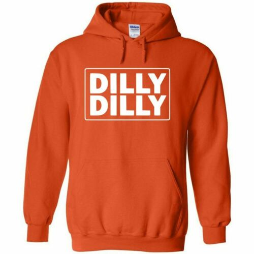 Dilly Dilly Box White Logo Hoodie Beer Drinking Hooded Sweatshirt Men/'s Gift NEW