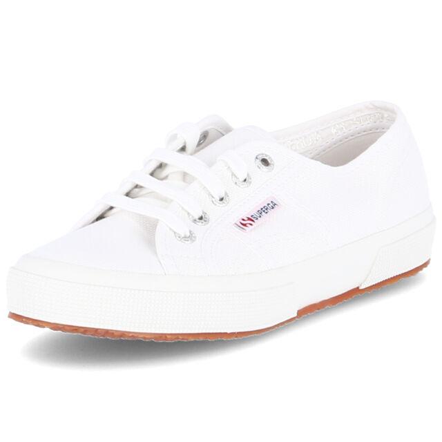 wähle authentisch bieten viel Fabrik authentisch Superga 2750 Cotu Classic White SCHUHE Sneaker weiß EUR 39