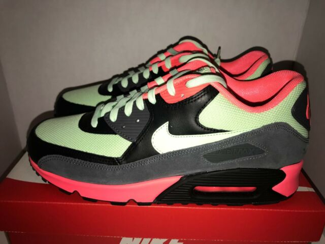 e8884d6a2ef92 ... france nike air max 90 essential mens size 11 11.5 12 13 vapor green  537384 303