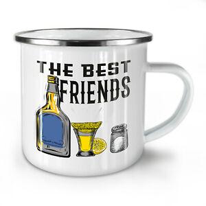 Tequila Mexicano NEW Enamel Tea Mug 10 oz   Wellcoda