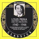 1940-1944 by Louis Prima (CD, Dec-2001, Classics)