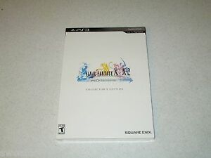 Final Fantasy X/X-2 HD Remaster: Collector's Edition PS3