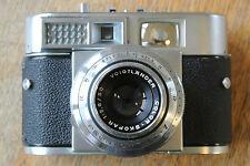 Voigtlander Vitomatic II 2 Rangefinder Camera  Nice
