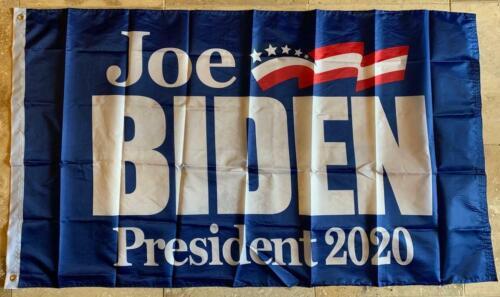 DNC US JOE BIDEN FLAG USA 2020 FLAG FOR PRESIDENT PREMIUM 3x5 Double Side U.S.A