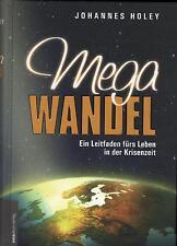 MEGAWANDEL - Johannes Holey & Jan van Helsing BUCH - NEU