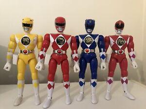 Mighty Morphin Power Rangers 8 Inch Action Figures Lot 1993 Mattel