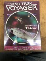 Star Trek Voyager - The Complete Second,kate Mulgrew,robert Beltran (nr/dvd)