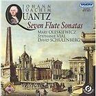 Johann Joachim Quantz - : Seven Flute Sonatas (2012)