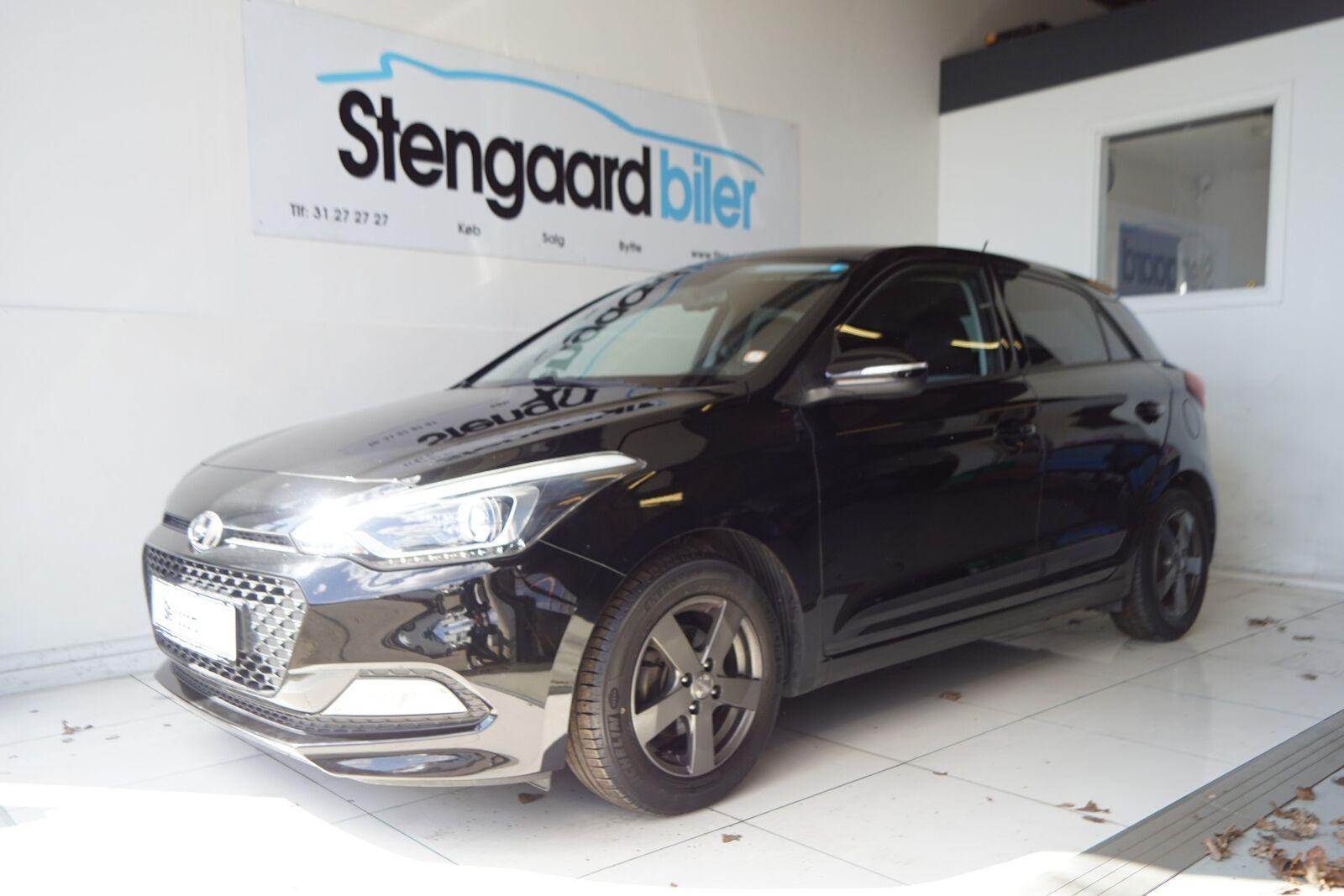 Hyundai i20 1,25 Sport 5d - 109.900 kr.