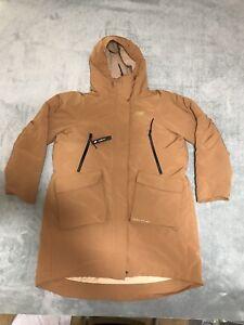 b33954735 Nike Sportswear Tech Pack Down-Fill Parka Womens MEDIUM M Muted ...