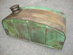 Adroit Carburant Réservoir Fendt Dieselross F24 L Tracteur Remorqueur Dieseltank-afficher Le Titre D'origine