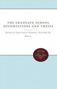 Theses and Dissertations | University of South Carolina
