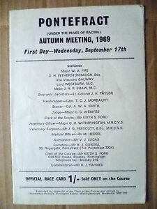 1969-Pontefract-Under-the-Rules-of-Racing-Autumn-Meeting-17-Sept