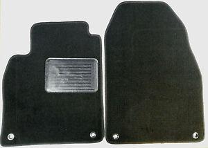 Saab Convertible Black Carpet Custom Fit Floor Mats Set Fits