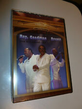 Ray Goodman Brown Live DVD Concert Soul Music Concerts R & B Sealed Unopened New