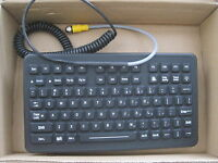 Ikey Industrial Dp-88-ps2 Keyboard Dp88ps2