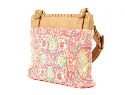Coral Bag S Oilily Flat Whip Shoulder Stitch xqTqXwYS