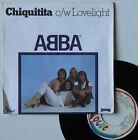 """Vinyle 45T Abba """"Chiquitita"""""""