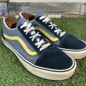UK9-VANS-Ultracush-Old-Skool-Trainers-Comfort-Skateboard-Style-Trainers-EU43