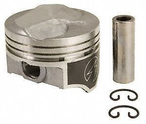 Details about SPEED PRO Hypereutectic H581CP100 Pistons 8-PACK Dome for BBC  Chevy 454