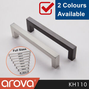 Cupboard-Handles-Square-T-Bar-Pulls-Kitchen-Cabinet-Door-Drawer-Stainless-Steel