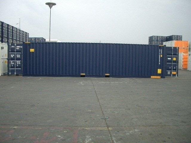 Container 40' High Cube Double door