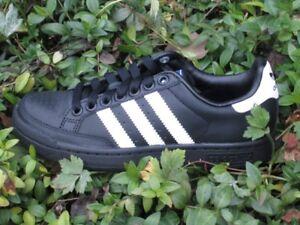 Tennis Details Leder Herren zu schwarz NEU Adidas Schuhe Originals Retro O22930 Pro Sneaker zSMqpUV