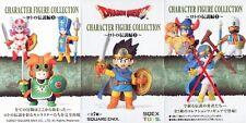 Square Enix Dragon Quest Warrior Character Hero Trading Figure 6 pcs set